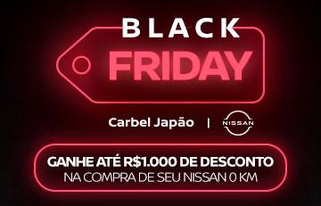 Black friday Carbel Japão
